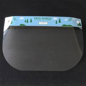 Disposable protective face shield NEW TYPE 3(JP)
