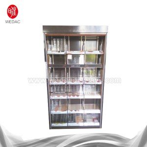 Short Lead Time for  Cosmetic Perfume Display Stand