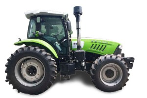 Reasonable price 80hp Wheel Tractor -