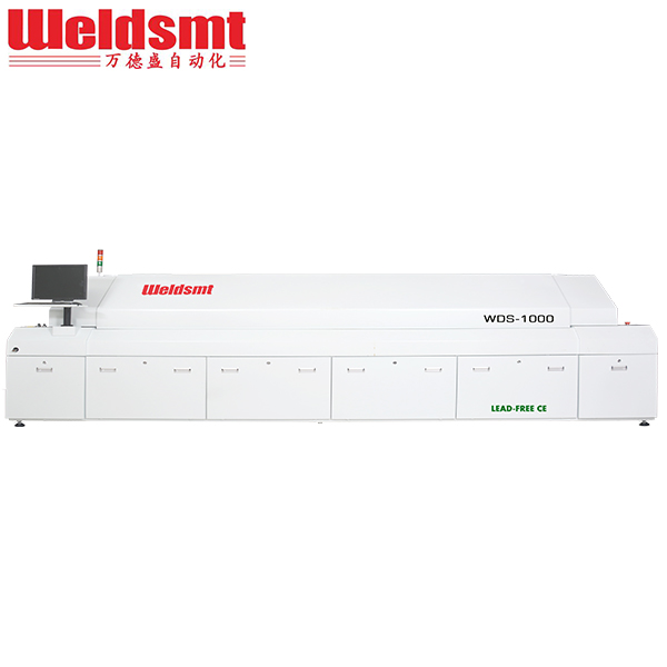 TOP Level 10 Zones Lead-free Hot Air Reflow Oven WDS-1000 Featured Image