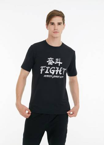 Logo Customized High Quality 100% Cotton T-Shirt