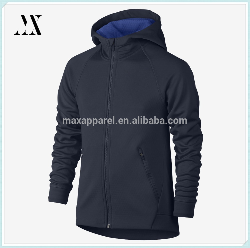 Kids Clothing Wholesale Big Kids' (Boys') Training Hoodie 100% Polyester Custom Hoodies