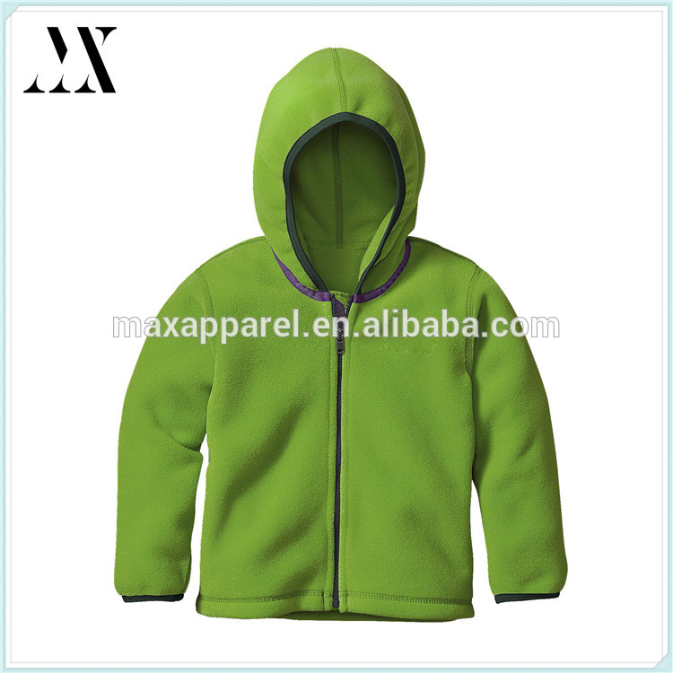 2016 China Wholesale Custom Children Polar Fleece Jacket Soft And Warm Children Jacket