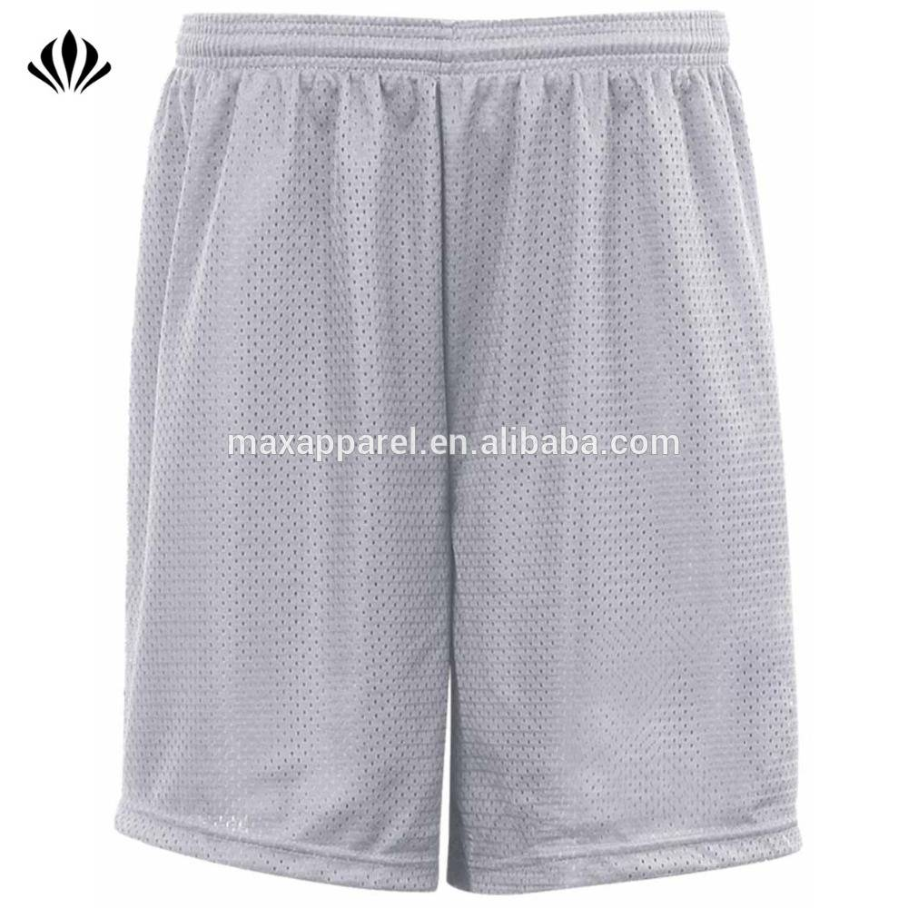 High quality wholesale custom made shorts basketball shorts mesh shorts