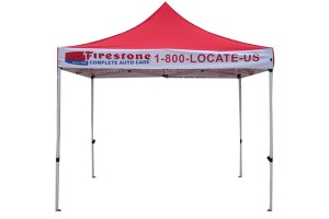 ABS lock type easy open & close folding gazebo