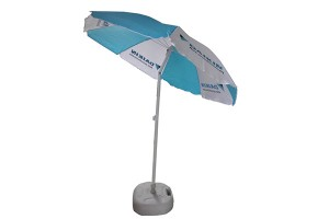 Seaside leisure sun rotary umbrella