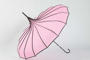Non-fold new model pagoda umbrella