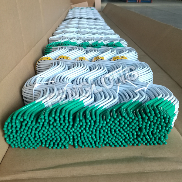 Super Purchasing For Roofing Sheets Prices In Ghana Wiggle Wire Non Galvanized Spring Full Pvc Coated Zigzag Wire White Color 5 Years B5 Series Fenglong Greenhouse China Beijing Fenglong Greenhouse