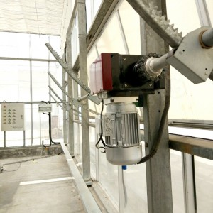 3GG Motor Gearboxes Gear Motor for Glass Greenhouse Ventilation Screening and Shading System