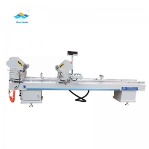 Top Suppliers Double Head Upvc Welding Machine -