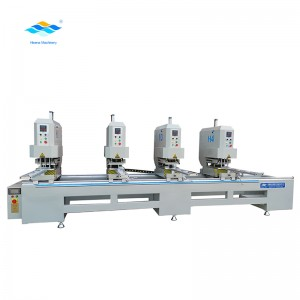 Factory wholesale Pvc Window Cutting Machine -