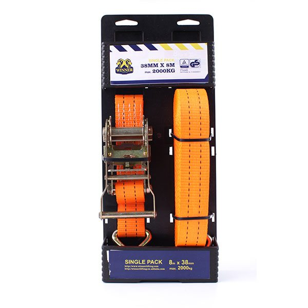 Factory directly provided Packaged  Straps PK38300C-1 to Auckland Importers