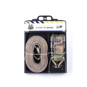 Manufacturer for Packaged  Straps PK50500-1 for Libya Manufacturer