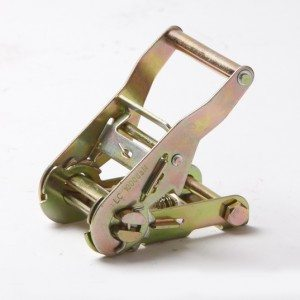 Factory wholesale Ratchet Buckle RB5020 for Lithuania Importers