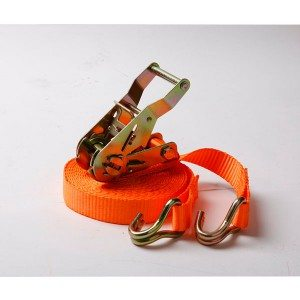 China wholesale 27MM Ratchet Strap RS2702 for European Factories