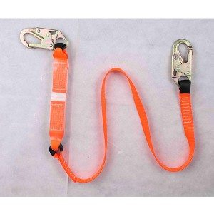 China wholesale Safety Lanyard SHL8001 for Mongolia Manufacturer