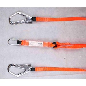 Short Lead Time for Safety Lanyard SHL8003 to Paraguay Factory