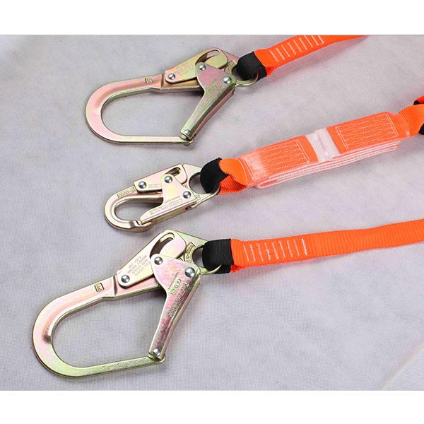 China Professional Supplier Safety Lanyard SHL8005 for Netherlands Manufacturers Featured Image