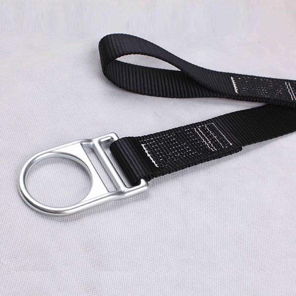 Quality Inspection for Safety Lanyard SHL8009 for Myanmar Manufacturer