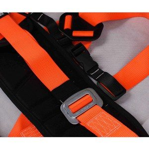 Customized Supplier for Safety Harness SHS8001-ADV to Cyprus Manufacturer