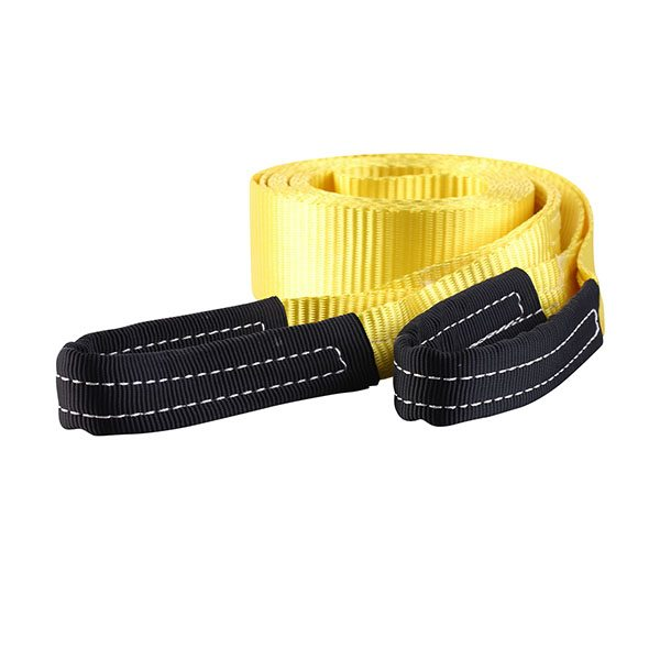 Quality Inspection for Towing Strap TS10003 for Tunisia Factory