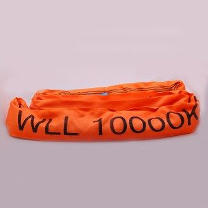 11 Years Factory wholesale Round Sling RS8012 for kazan Factories