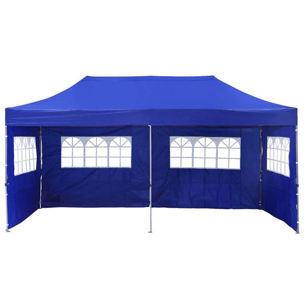 Outdoor Folding Gazebo With Sidewalls 3x6m Featured Image