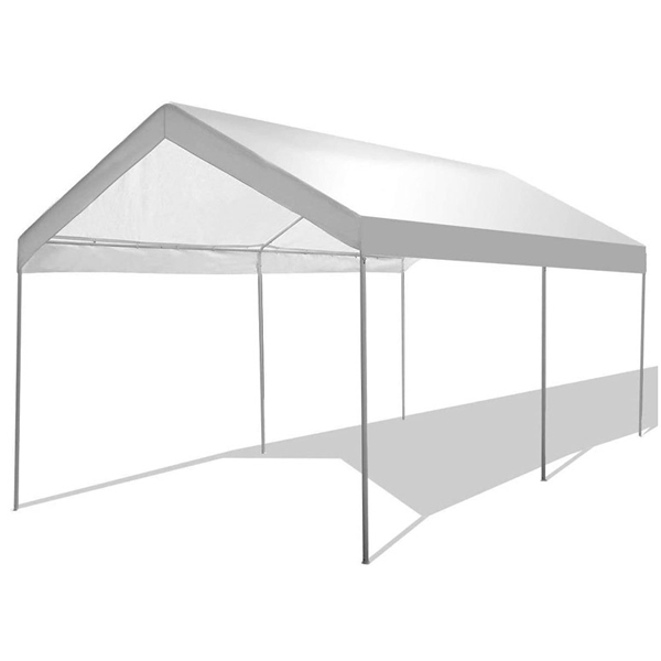 Portable Car Canopy With Waterproof 10′x20′ Featured Image