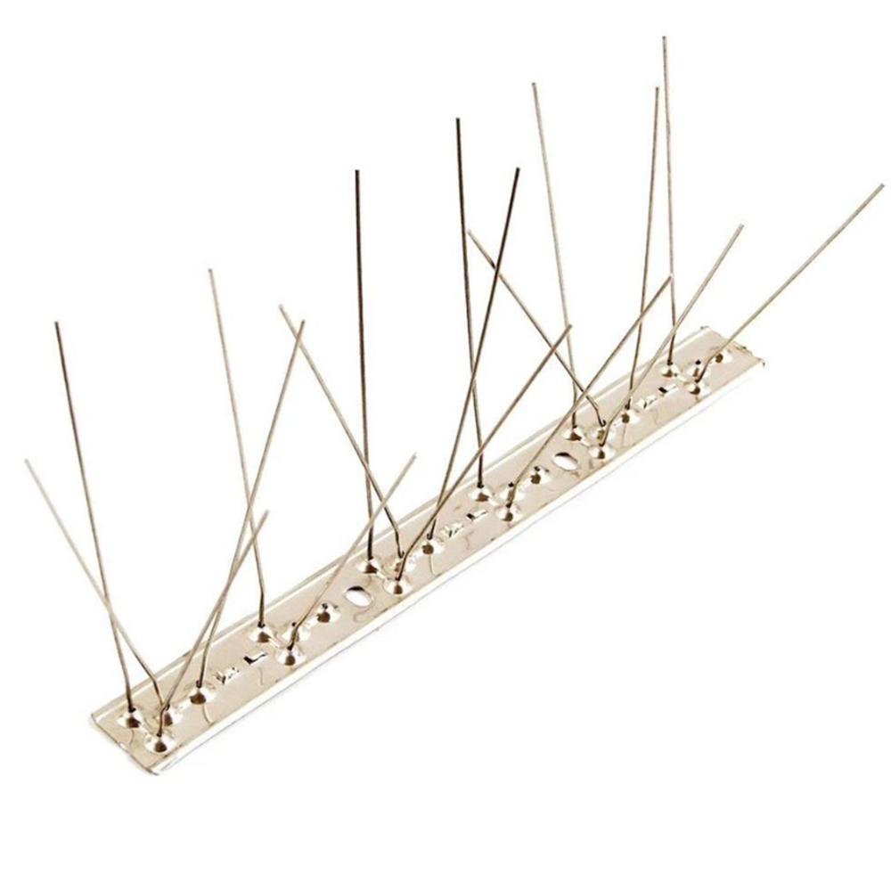 Stainless Steel base 304 Bird Spikes Pigeon spikes