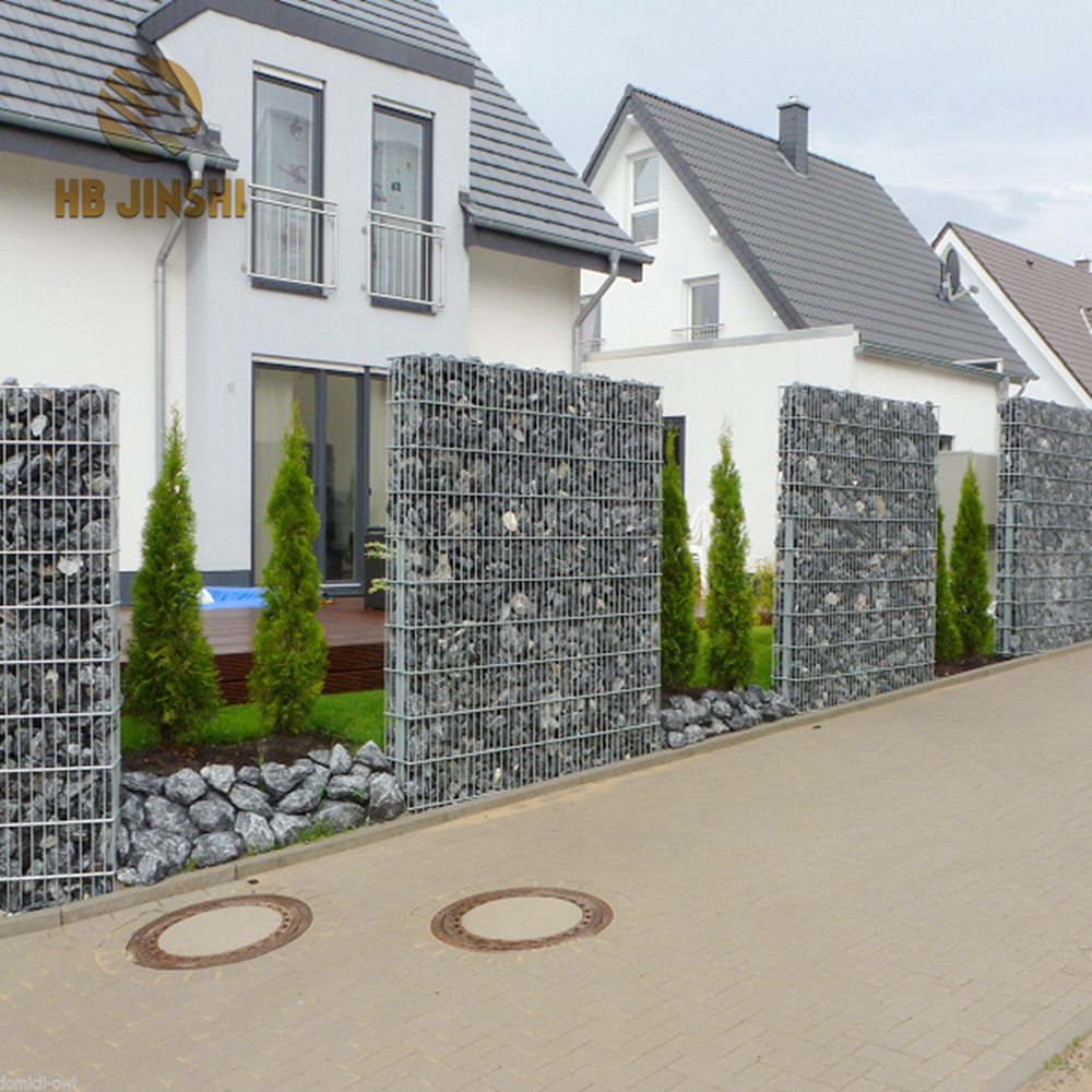 Wholesale Cheap PVC Coated Gabion Box/Gabion Cage for Stone Retaining Wall