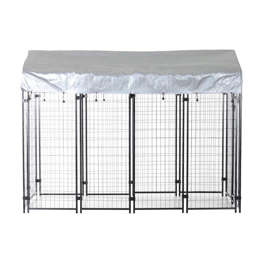 Folding Welded Wire Mesh Dog Cage