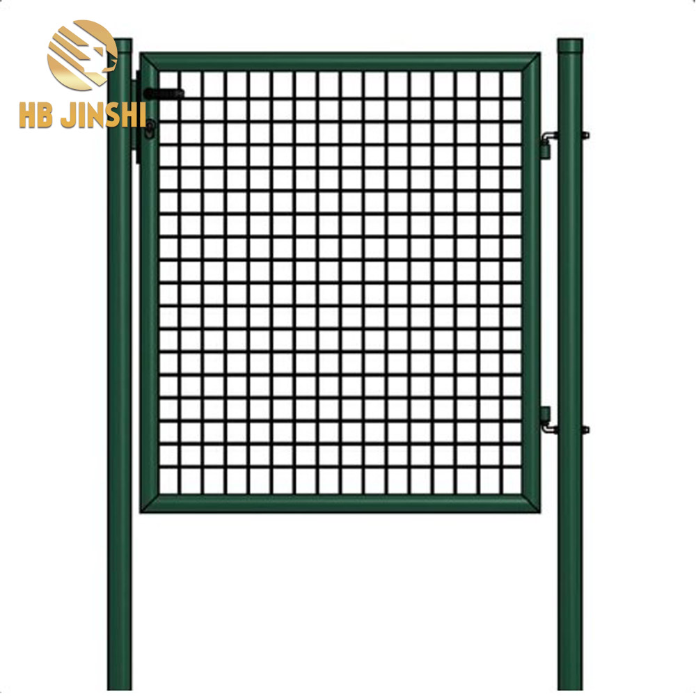2019 hot sales 1x1m Metal Garden Gate