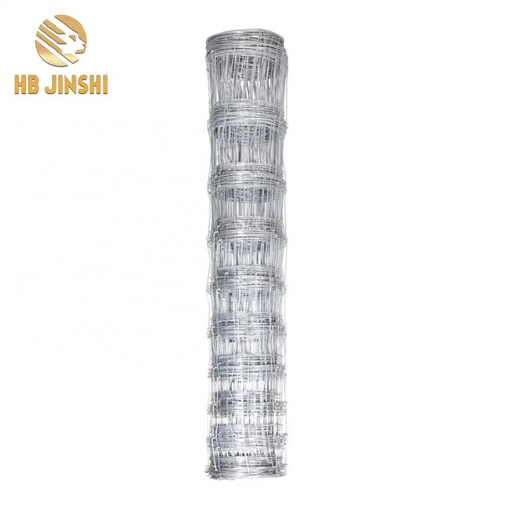 Fixed Hinge Joint Wire Mesh Fence For Grassland