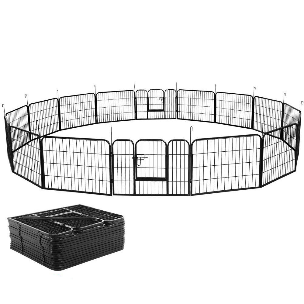 Dog kennel puppy pet playpen pet house cages
