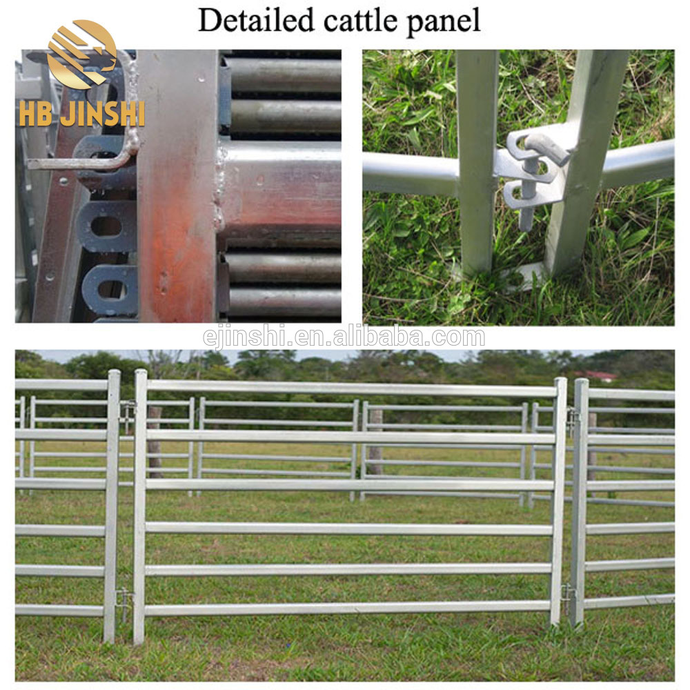 1×2.8m galvanized fence panels/cheap sheep panels for sales