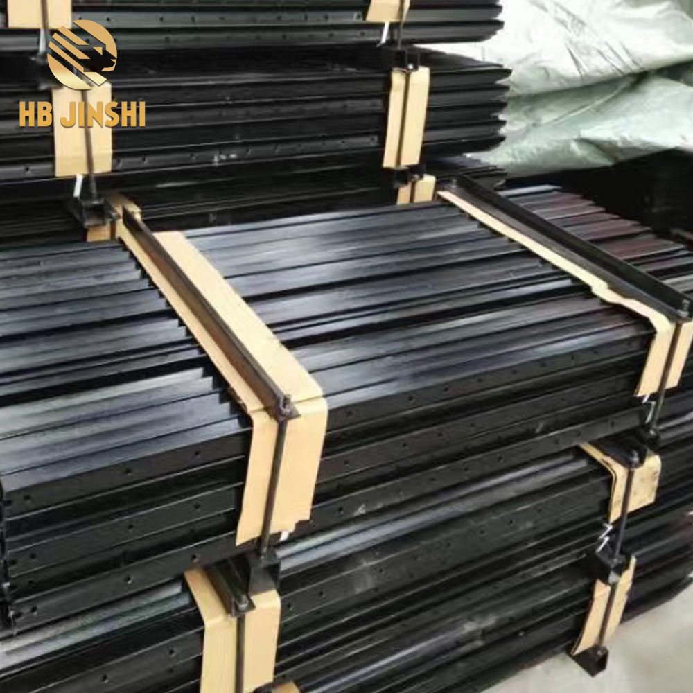 Pallet package 2.6 m long steel Y post in cheap price