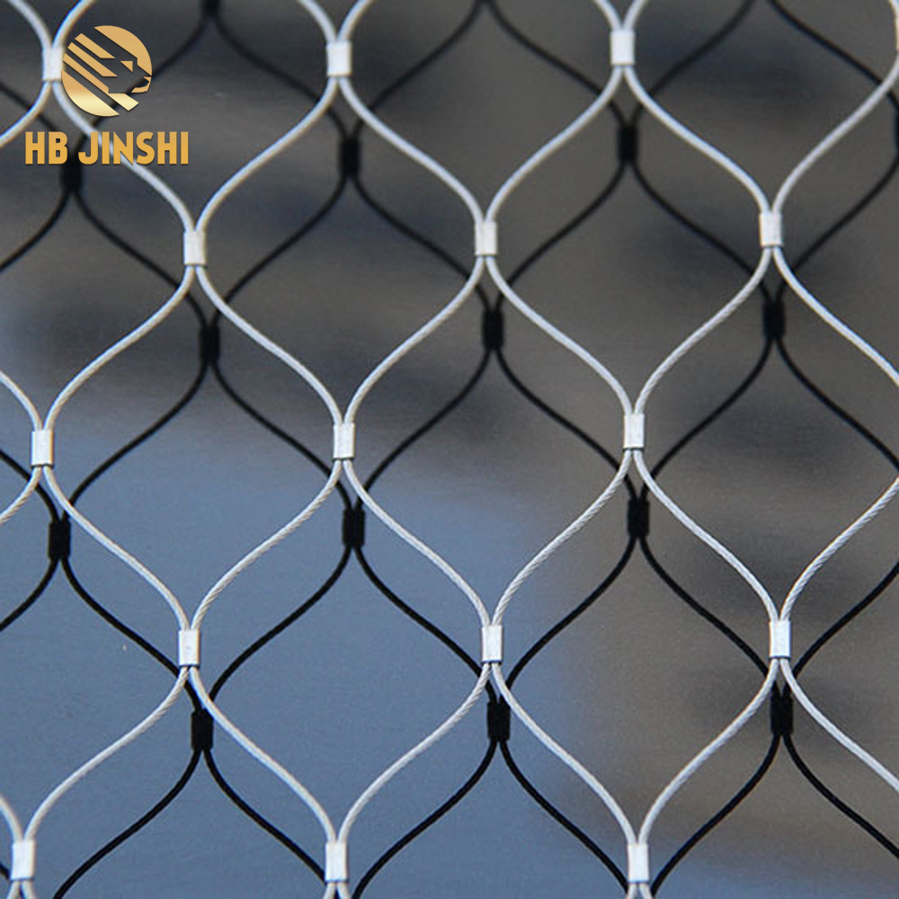 AISI304 x-tend stainless steel cable mesh