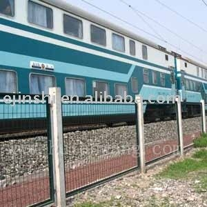 railway fence wire mesh fence