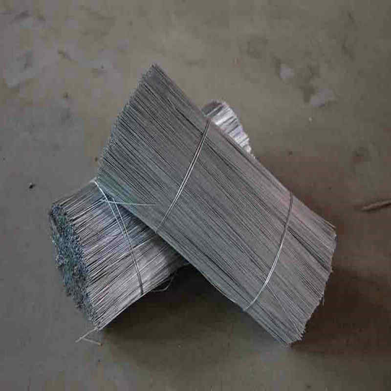 Cheap Rebar Tie Wire, Bright Iron Binding wire, Straight Cut Wire