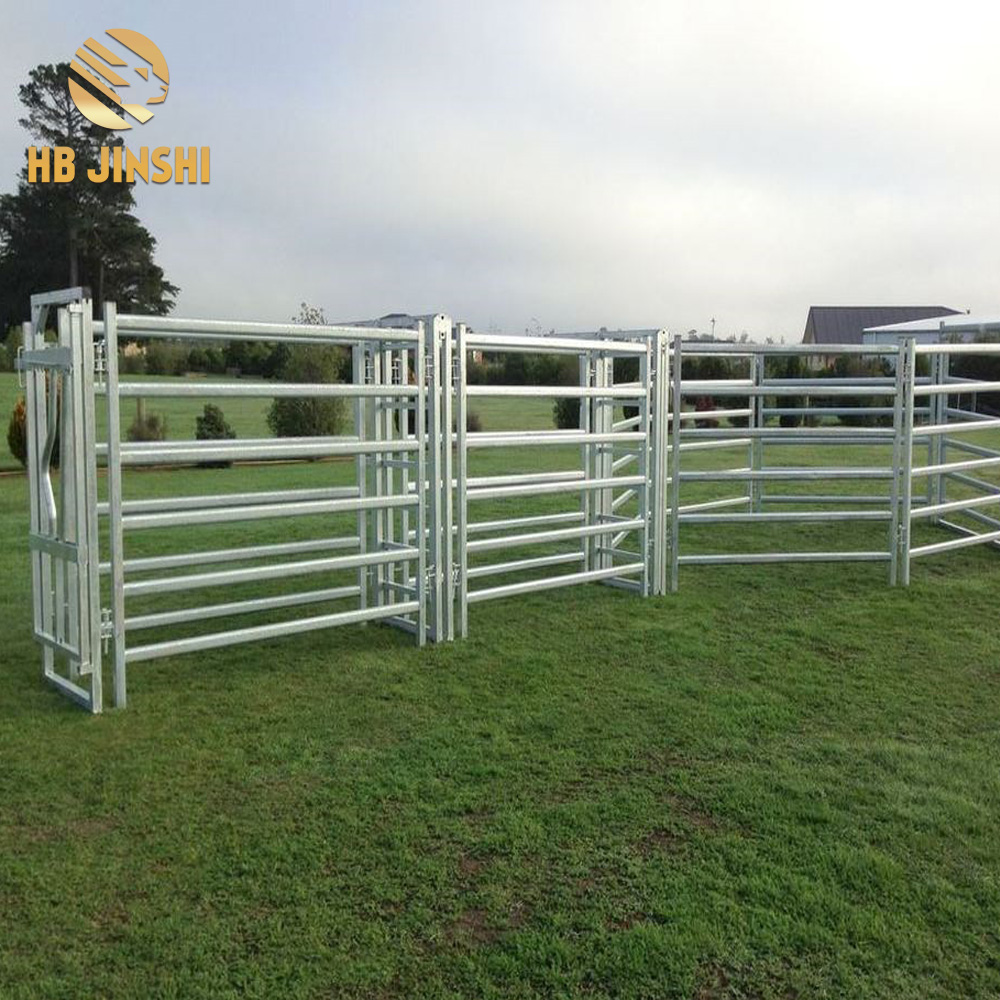 1.2X2.1m Corral Panels Livestock gate and yard panels