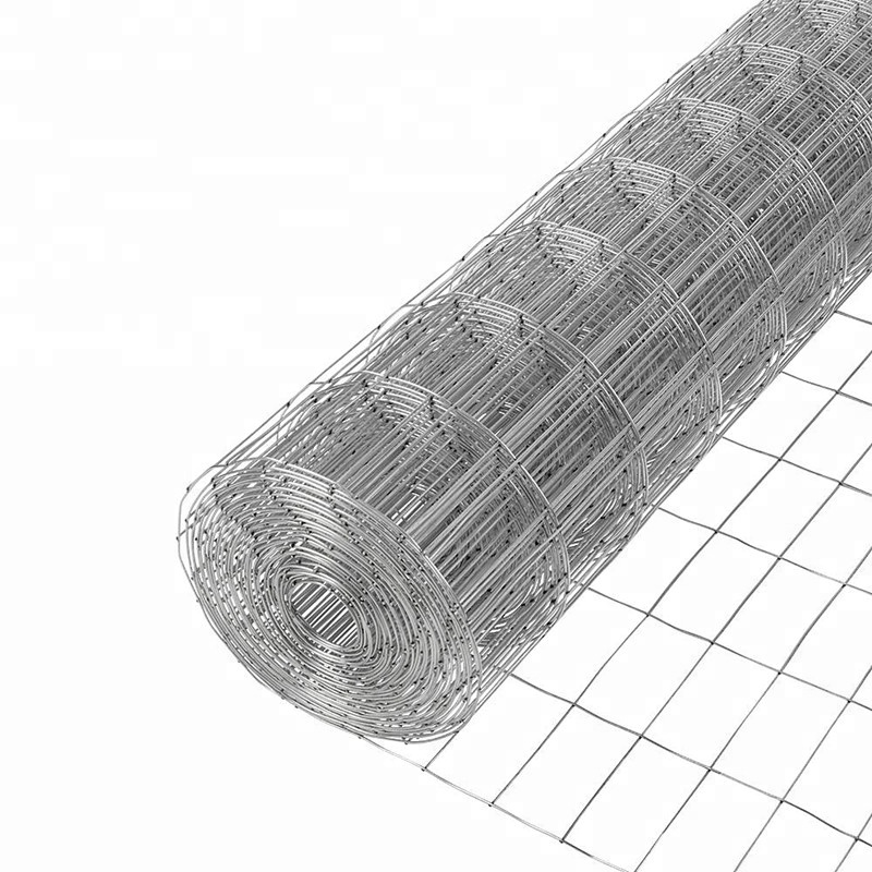 "4""x2"" mesh 14gauge hot dipped galvanized welded utility fence for garden fence"