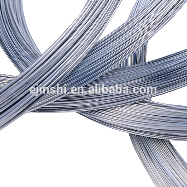 1.8mm 220g/mm2 heavy zinc coated Hot dipped galvanized steel vineyard wire