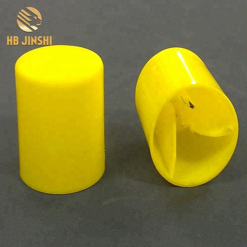 Yellow Safety Post Caps, Y post Caps