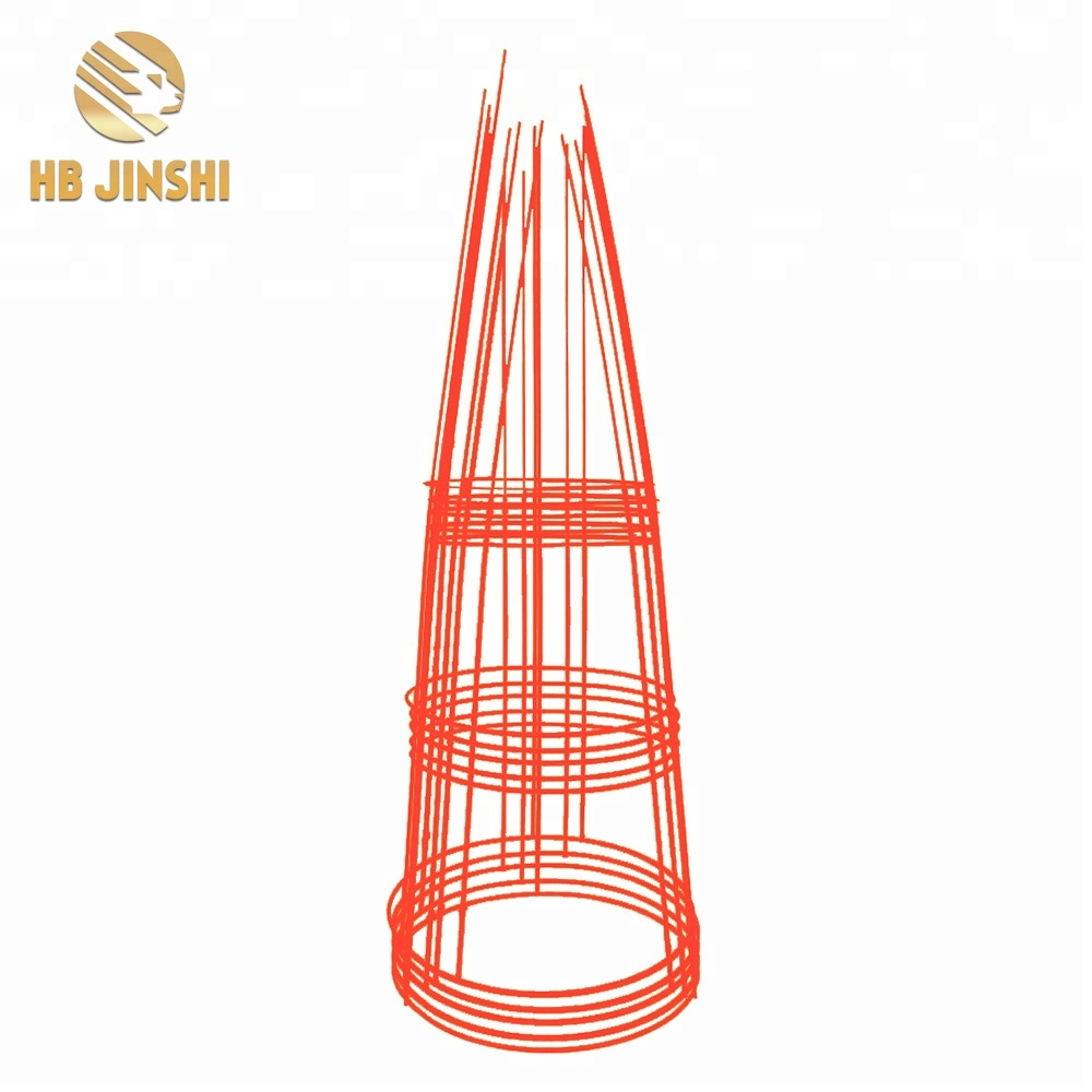 Powder coated 33inch tomato cage