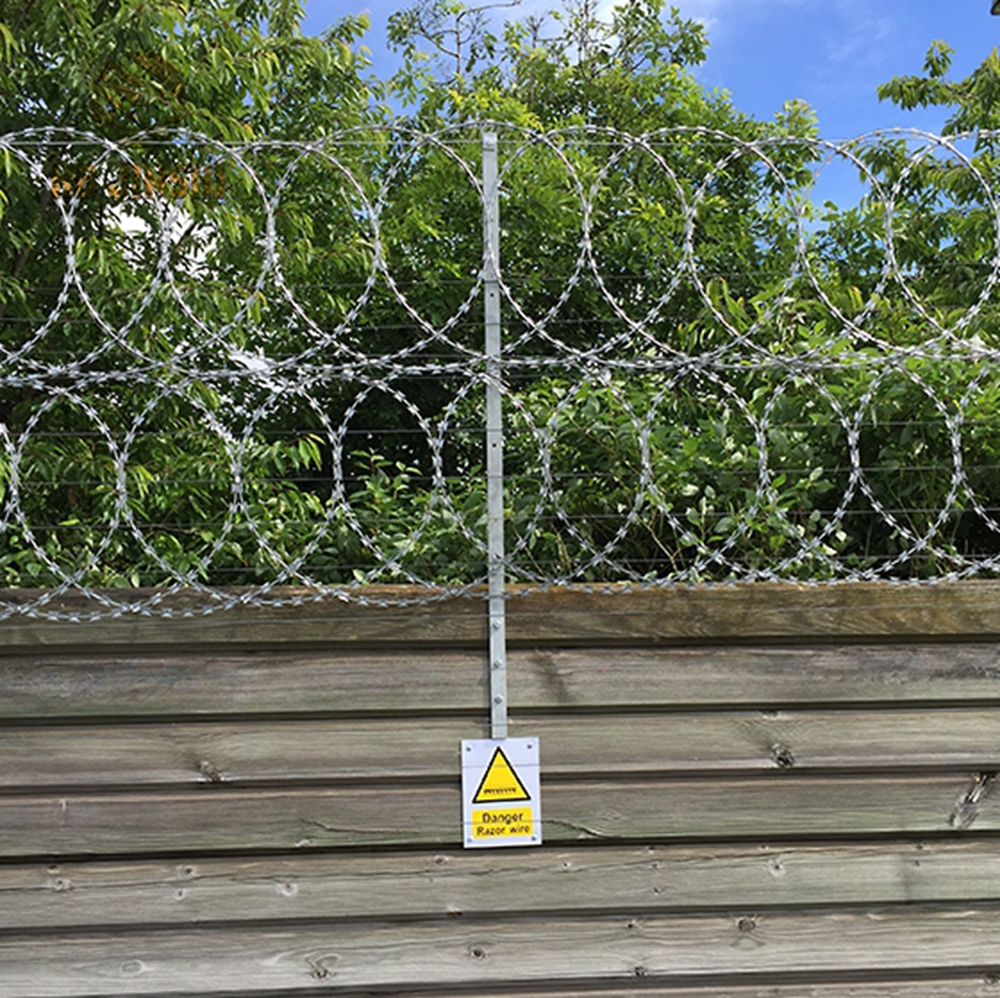 CBT-65 Security Protected Razor Barbed Wire for Fence