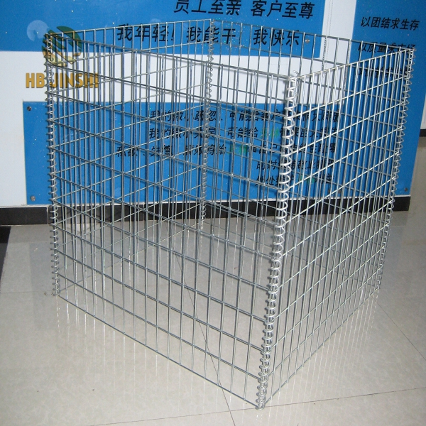 Wholesale Cheap Galvanized Welded Gabion Chine Gabion Containment Prices for Rock Wall