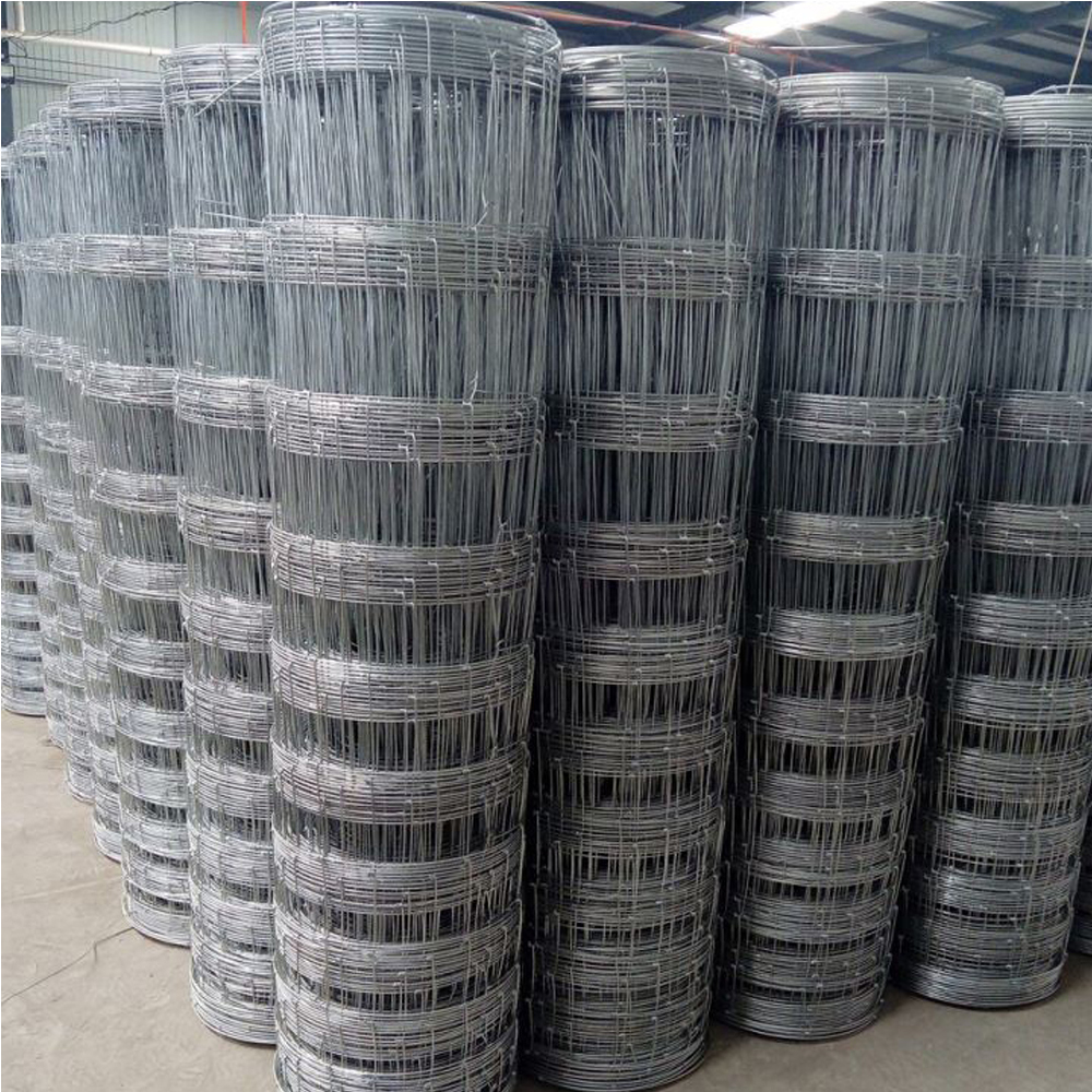 High tensile wire galvanized cattle fence farm fencing field fence made in China