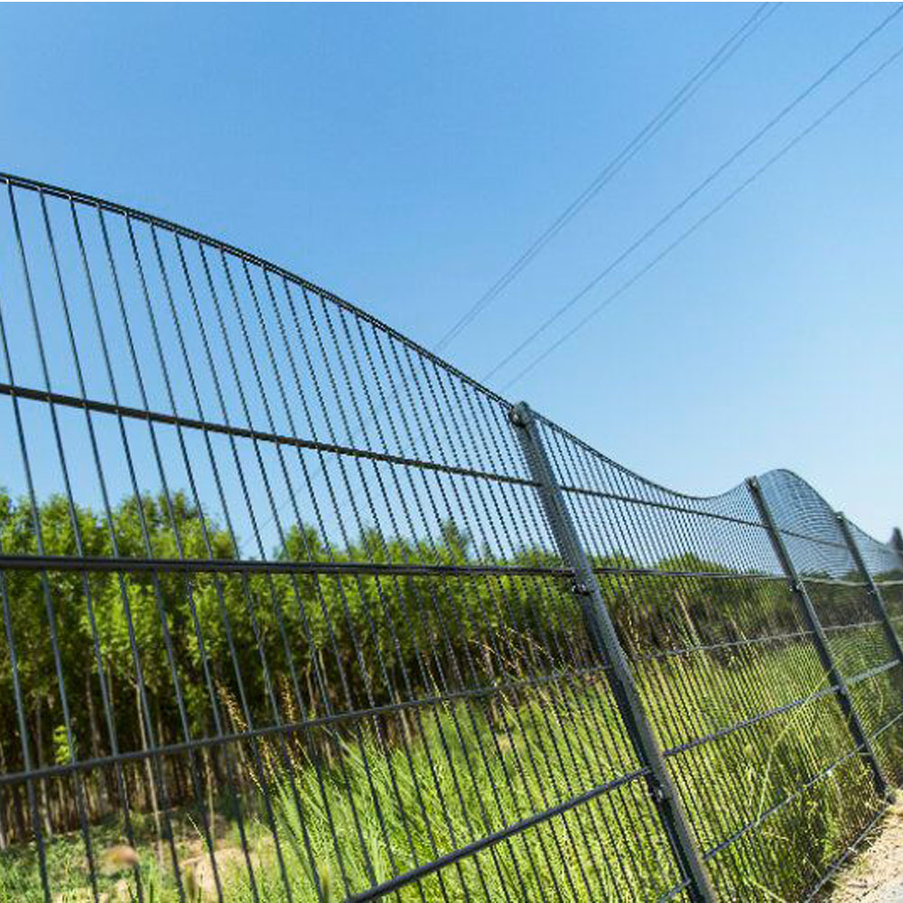 868 Double Wire Welded Mesh Fence Panels