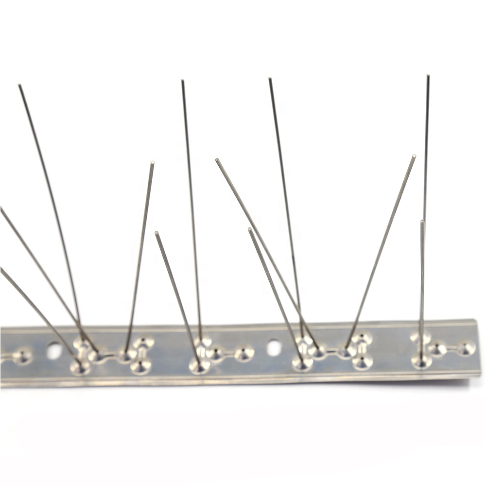 100% 304 Stainless Steel Bird Spikes
