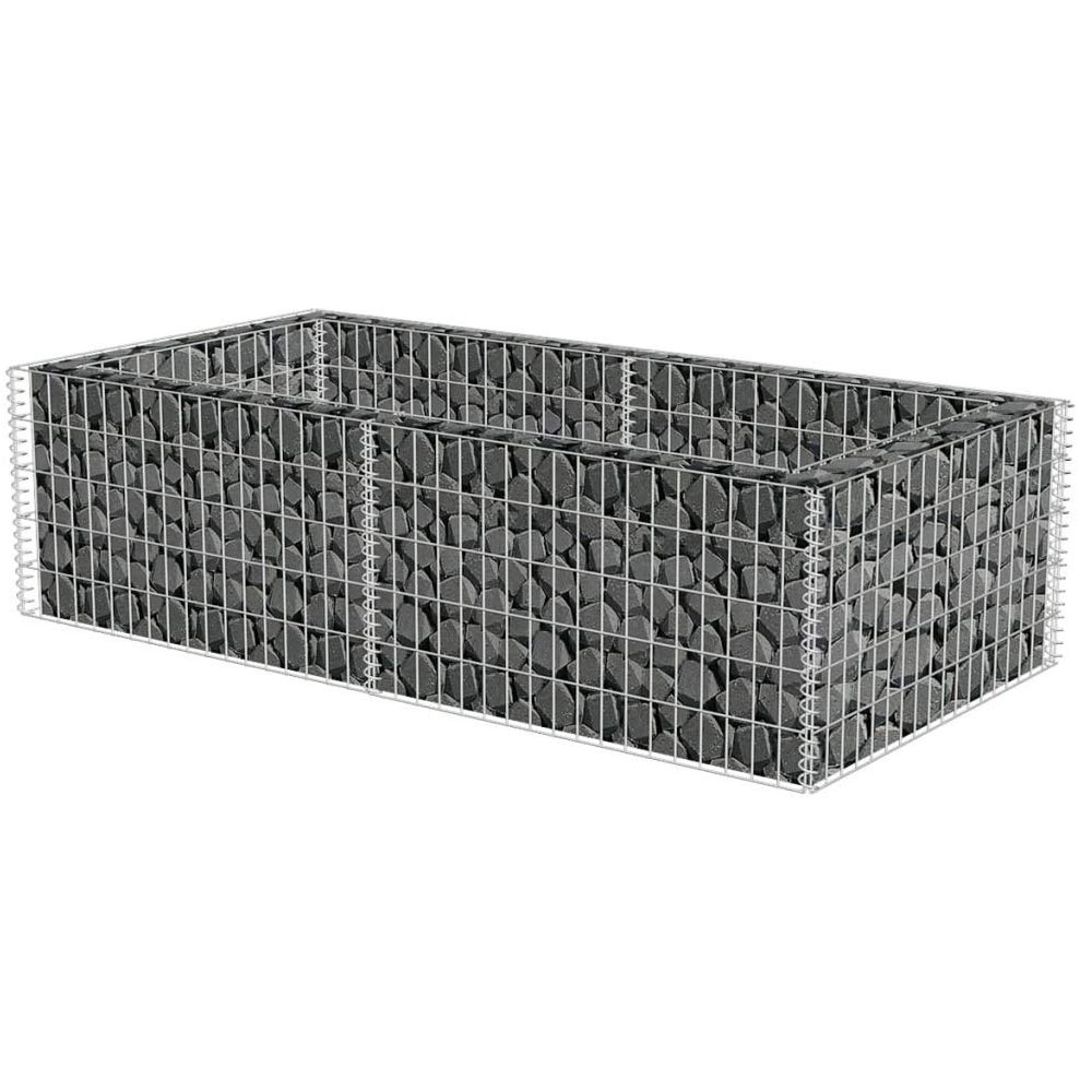 Welded Mesh Cages Stone Cages Retaining Wall Welded Gabion Wall Basket